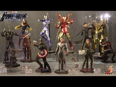 Hot Toys-Avengers: Endgame 1/6th Collectible Figures (2019)