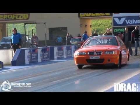 Fastest BMW ///M3 DRAG 6.6@208mph