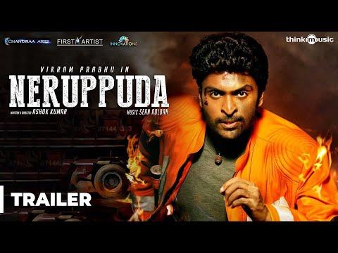 Neruppuda Official Trailer | Vikram...