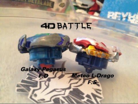 Galaxy Pegasus F:D vs Meteo L-Drago F:S!