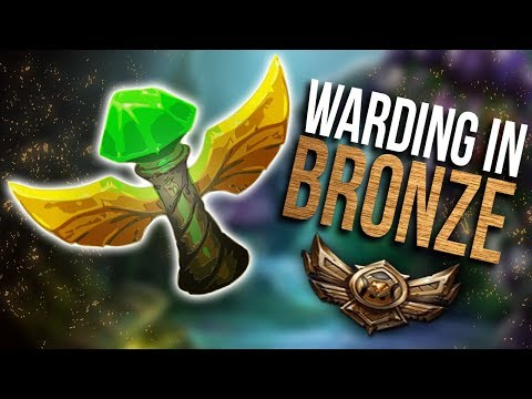 GET INSIDE THE HEAD OF A BRONZE PLAYER! | BEST WARD I'VE EVER SEEN! - Trick2G