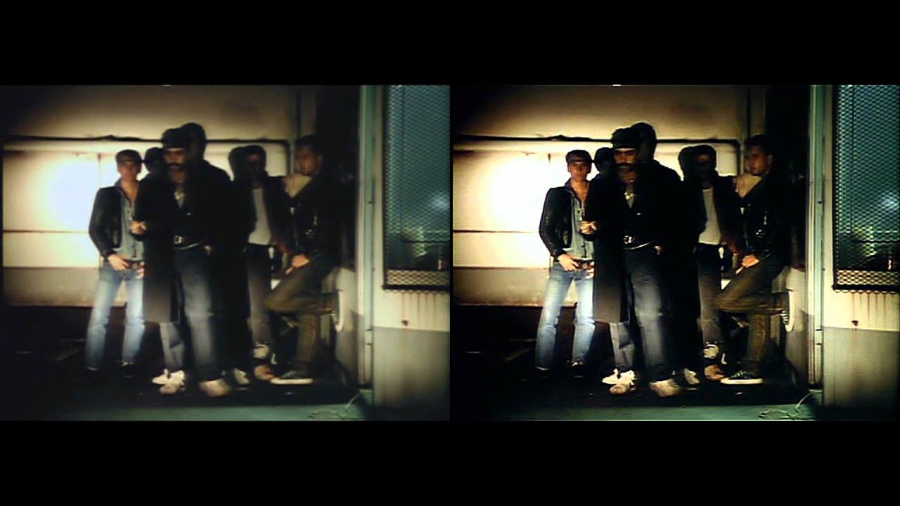 Michael Jackson - Beat It Music Video (Original Vs. Remastered)