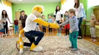Тульский детский сад для детей с ограниченными возможностями здоровья.