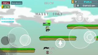 Pixel Heroes War - Online Multiplayer Battle Game Teaser