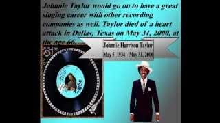 Download Next Time - Johnny Taylor - Feb. 1968 MP3 song and Music Video