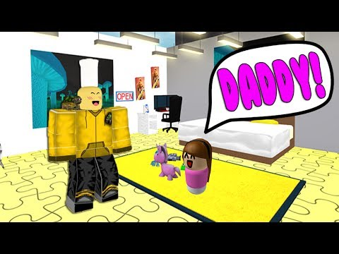 I HAVE A KID MOVING IN! (Roblox Bloxburg)