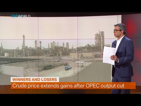 Money Talks Winners & Losers: Rising crude oil prices