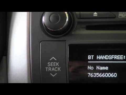 2011 | Toyota | Corolla | Add Phonebook Entry | How To by Toyota City Minneapolis MN