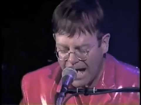 Elton John - Levon - Live At The Greek Theatre (1994)
