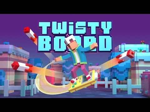 Twisty Board Android GamePlay (By Love Handle Developers LLP)