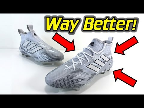 Adidas ACE 17.1 Primeknit (Grey Camo Pack) - One Take Review + On Feet