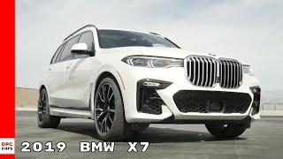 2019 BMW X7 50i 40i SUV Detailed Walk Around