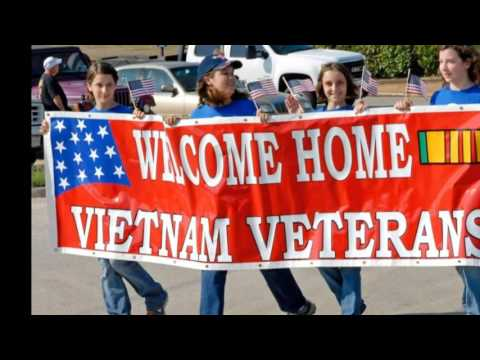 """SOLDIERS OF VIETNAM-WELCOME HOME!"" by Jimmy Flynn"