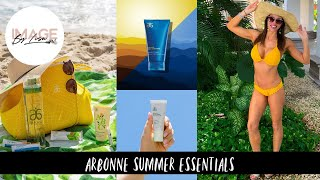 Arbonne Summer Essentials