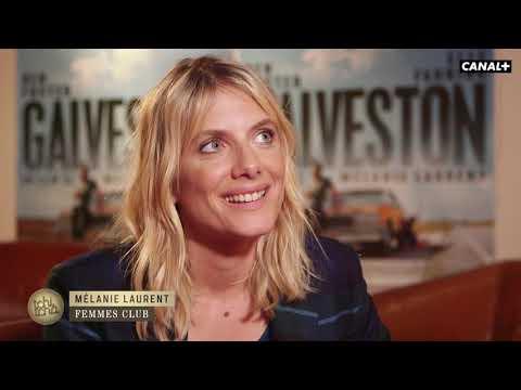 Galveston, le premier film américain de Mélanie Laurent  Reportage cinéma