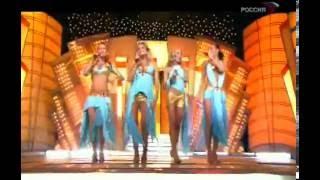 группа Блестящие - Апельсиновая песня (Субботний вечер, 2006)