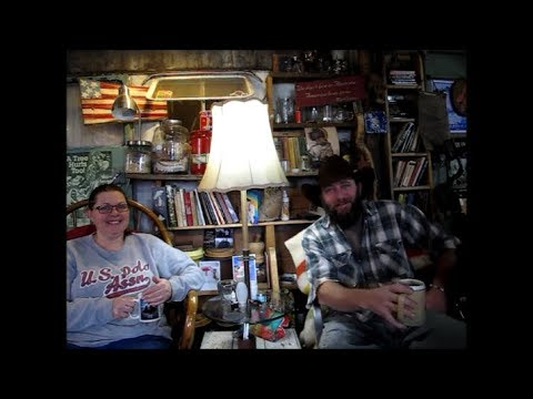 50 Dollar Cabin Revisited, Net Neutrality ? & eBay Coffee Chat