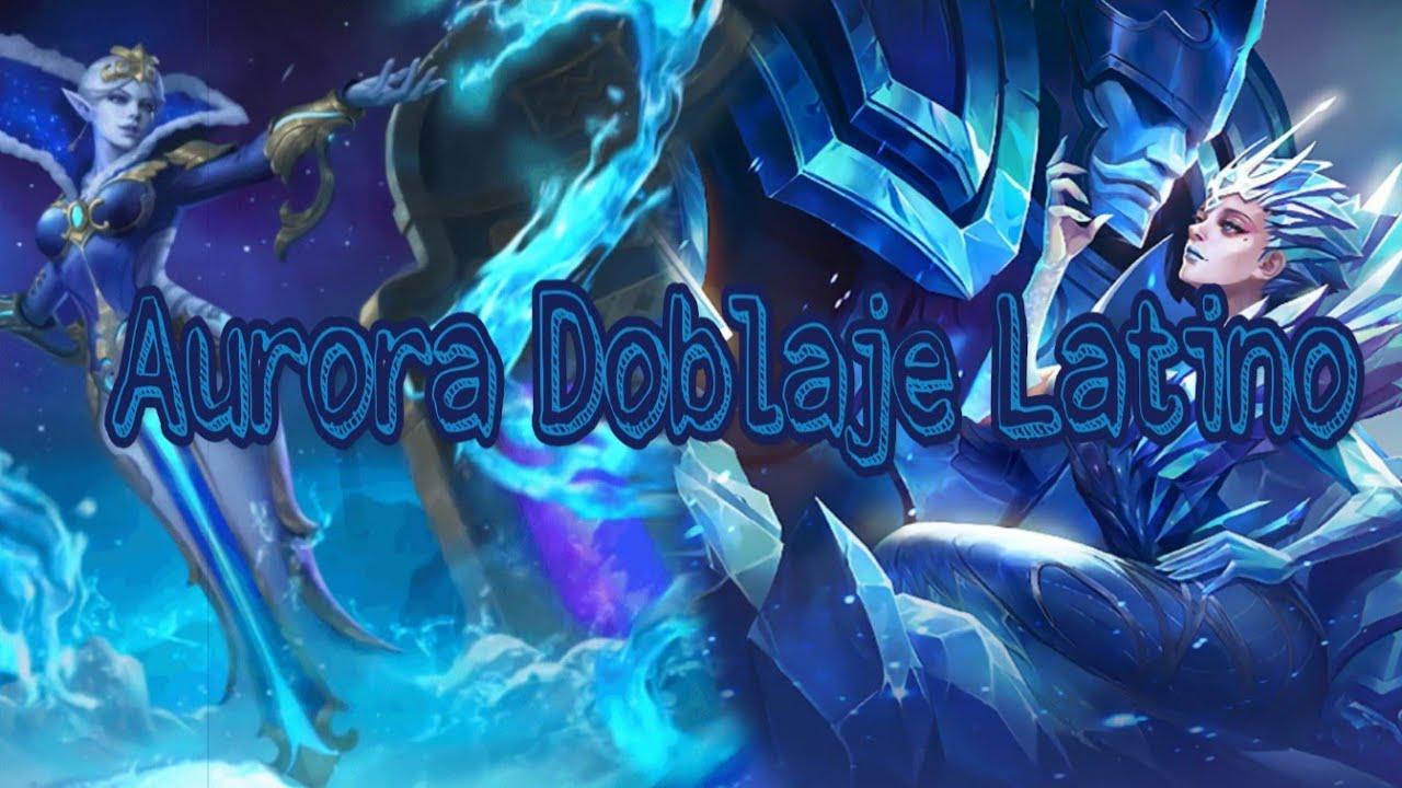 Aurora(Mobile Legends Bang Bang)| Doblaje Latino| Lina Okami