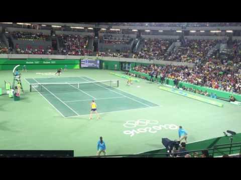 Serena Williams vs Elina Svitolina Match Point  2016