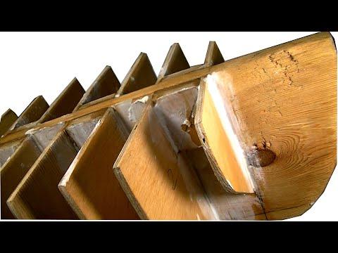 НЕОЖИДАННО! Как сделать каркас судна (кораблика) своими руками #a_craft