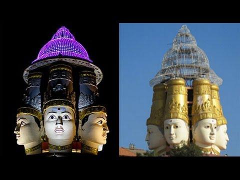 DAIVA SANNIDHI-Shrungagiri Sri Shanmukha Temple, Bangalore