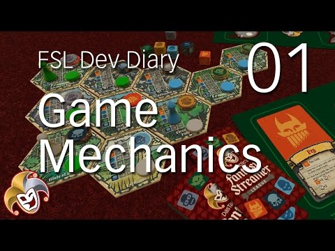 Dev Diary 01 ~ Game Mechanics