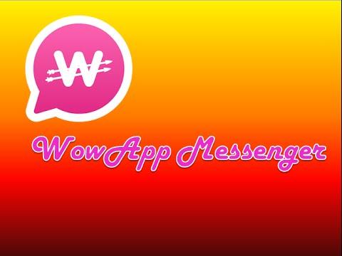 новый вид общения аналог скайпу который платит/мессенджер wowapp