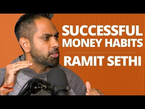 Money Habits: How to Create a Rich Life with Ramit Sethi and lewis Howes