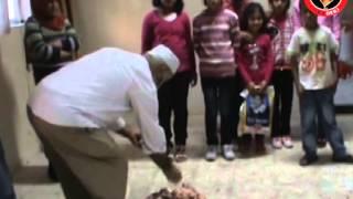 2013 yılı Kur'an Aşıkları Derneği (KA-DER) kurban eti dağıtma
