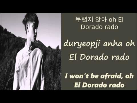 EXO K El Dorado[Han+Rom+Eng Lyrics]
