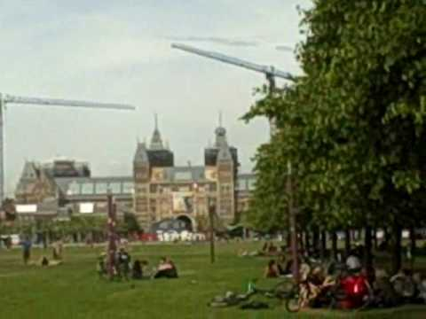 Let's Go Netherlands: ConcertGeBouw and Museum Square