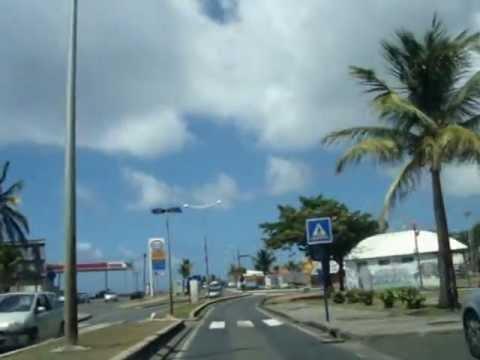 Boulevard maritime au MOULE