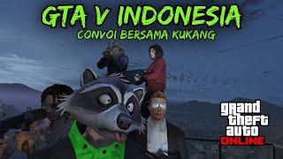 GTA V INDONESIA - Convoi Bersama Kukang