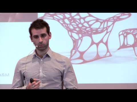 Fabrication additive, l'impression 3D industrielle | Laurent Chougrani | TEDxArtsEtMétiersParisTech