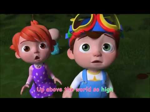 Lagu anak anak Twinkle Twinkle Litle Star