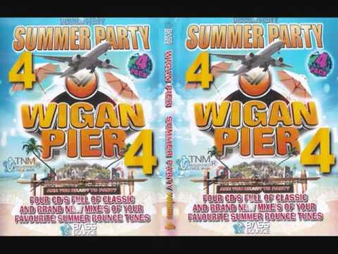 Wigan Pier - Summer Party - Volume 4 - CD 1