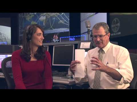 ISS Engineer Talks Space With Students