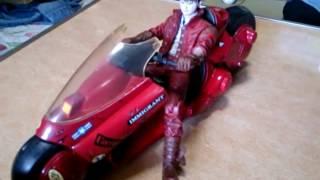 マクファーソン AKIRA  金田のバイク に金田を乗せてみる。 マクファーソン 検索動画 7