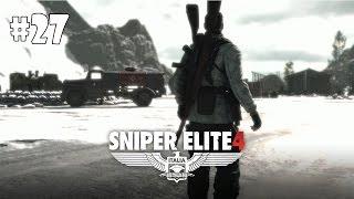 Sniper Elite 4. Часть 27 - Довольно лишь искры (Финал)