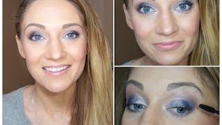 New Year's Eve / Holiday Party Makeup - Quick & Easy Thumbnail