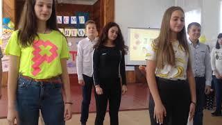 "Танец 9 класса под песню ""Я Банан""  | Bella X"