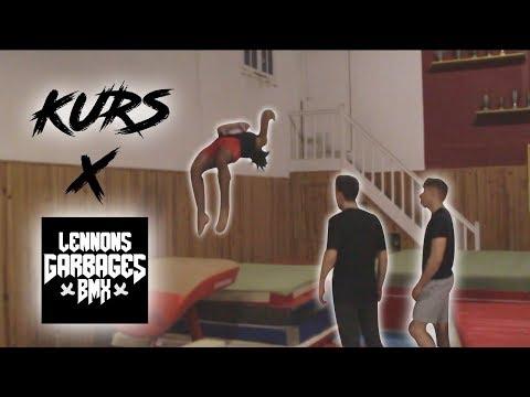 KURS X LENNON'S GARBAGES - Gym Training #8