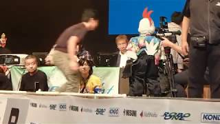 P9230056 20180923 ROBO-ONE RUN4500 B-lane レグホーン thumbnail