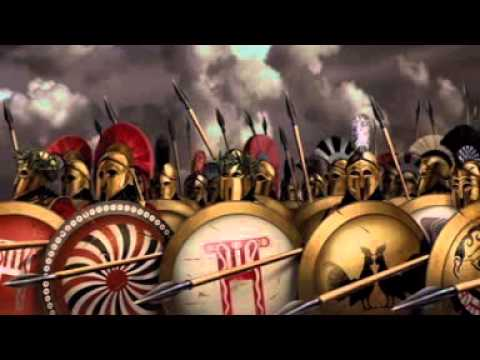 Dorian Greeks (Spartans - Macedonians)