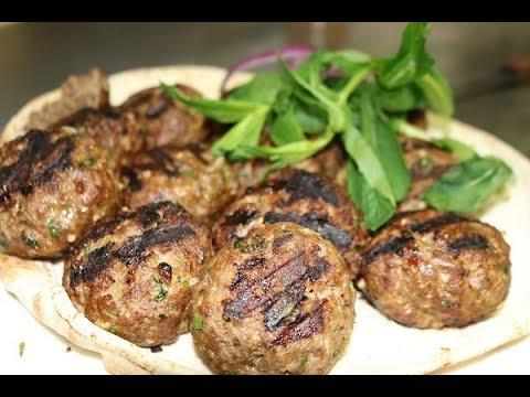 How To Make Kofte/Kofta (Middle Eastern Meatballs)
