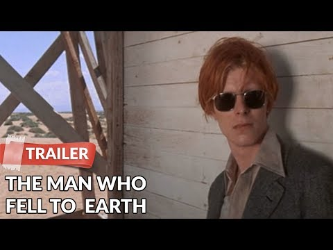 The Man Who Fell To Earth 1976 Trailer | David Bowie