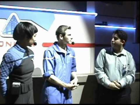 Trek Radio at the Kennedy Space Centre - An Interview with Star Trek Live