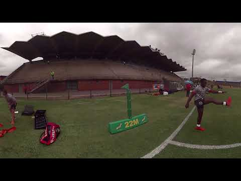 Virtual Reality 360° Video - South African Rugby