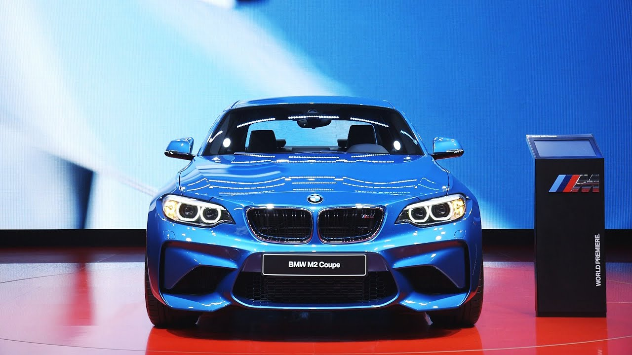 2016 Bmw M2 Is The Perfect Sized M Youtube