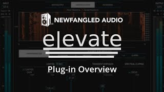 Elevate Mastering Limiter Plug-in - Overview